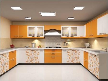 مطابخ الوميتال احدث اشكال وتصاميم مطبخ الوميتال 2016 (2)