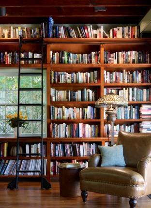 مكتبات شيك للكتب في المنزل (2)