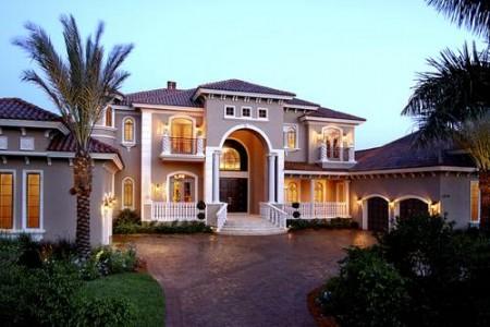 اجمل واجهات المنازل  (2)