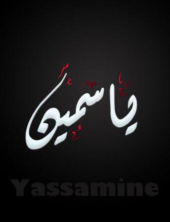 احلي صور اسم ياسمين (3)
