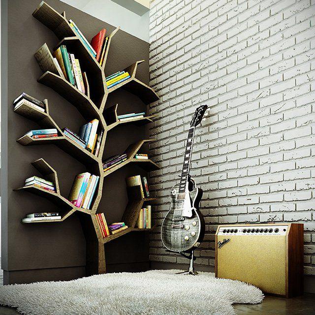 مكتبات مودرن رائعة يمكنك تنفيذها مع ديكورات منزلك