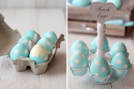 افكار لتلوين البيض لشم النسيم (1)