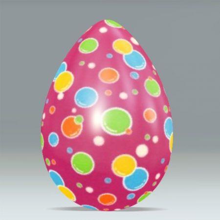 افكار لتلوين البيض لشم النسيم (4)