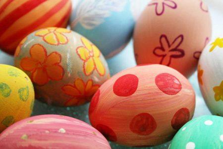 الوان بيض شم النسيم (4)