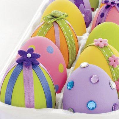 بيض بالوان جميلة (4)