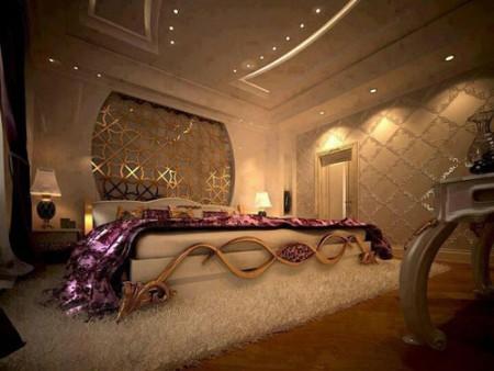 تصميمات منازل من الداخل بديكورات جديدة (2)
