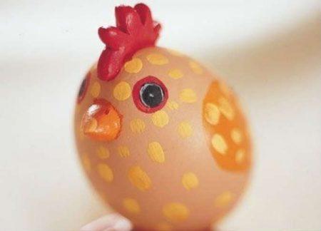 تلوين بيض شم النسيم (1)