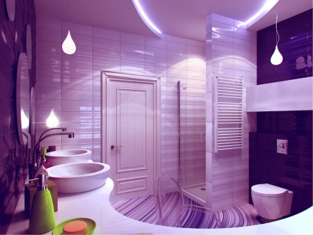 حمامات 2016 مودرن شيك (1)