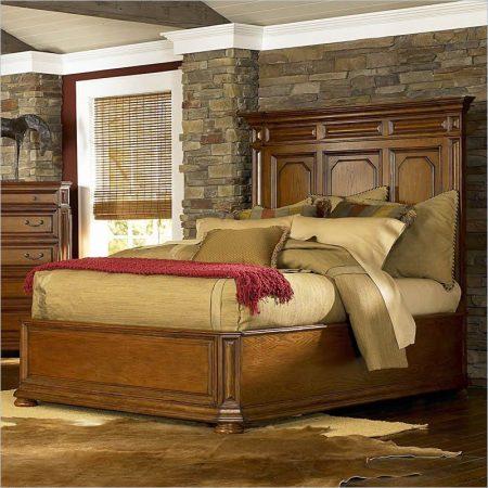 سرير غرفة النوم الرئيسية (3)