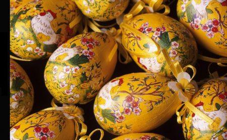 صور بيض 2016 ملون لشم النسيم (4)