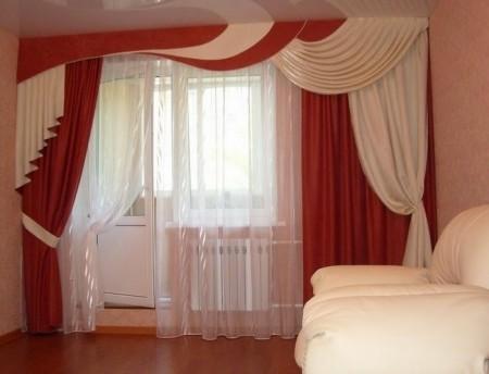 صور ستائر غرف نوم بالوان جميلة 2016 (2)