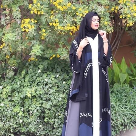 صور عبايات محجبات 2016 مودرن (2)