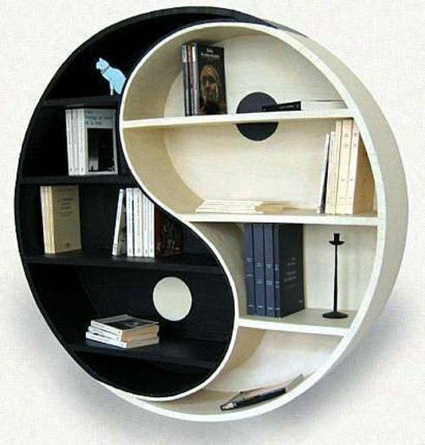صور مكتبات منزلية فخمة (2)