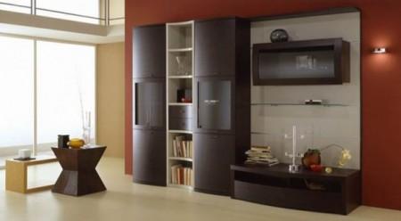صور مكتبات منزلية فخمة (3)