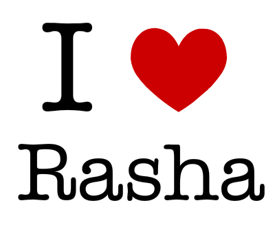 صور مكتوب عليها رشا (2)