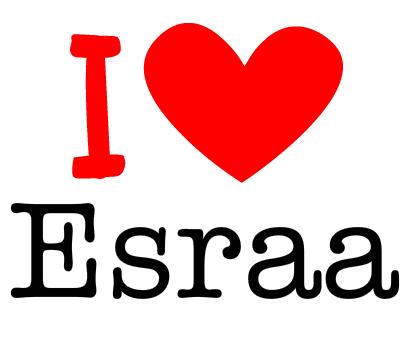 صور مكتوب عليها i love esraa (2)