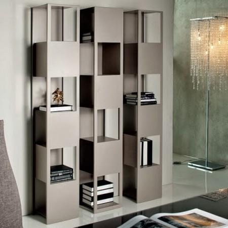 مكتبات جميلة للمنزل جديدة (3)