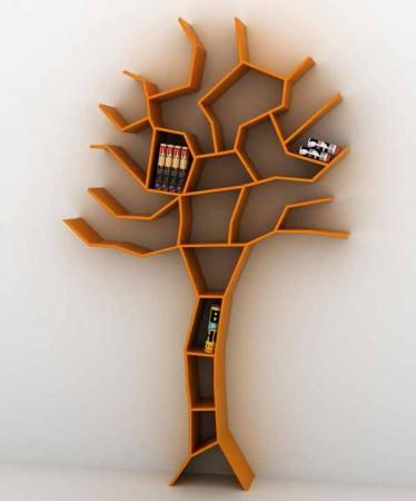 مكتبات مودرن للكتب احلي تصاميم مكتبات الكتب (2)
