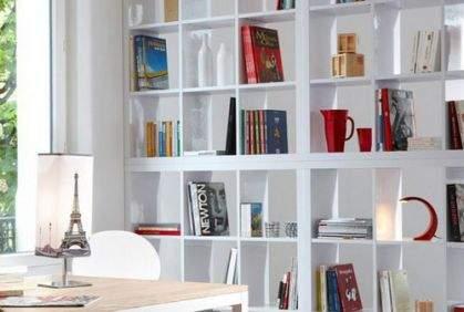 مكتبة منزل 2016 مودرن حديثة (3)