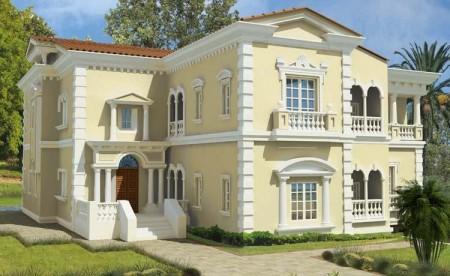 واجهات منازل جميلة وفخمة جدا (4)