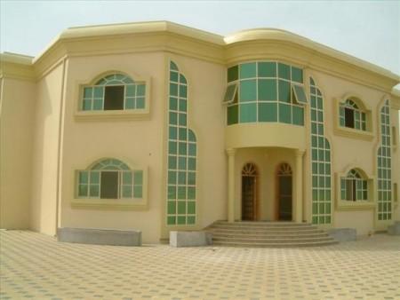 واجهات منازل وبيوت مودرن حديثة بتصميمات فخمة (1)
