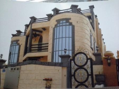 واجهات منازل وبيوت مودرن حديثة بتصميمات فخمة (3)