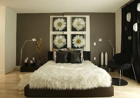 ورق حائط غرف نوم  (2)