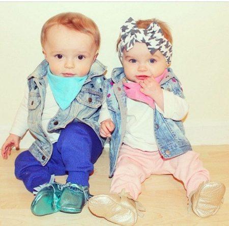 اجمل صور الاطفال التوائم  (1)