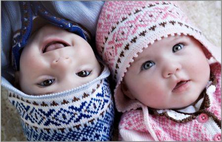 اجمل صور الاطفال التوائم  (3)