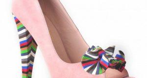 احدث كتالوج احذية بنات (3)