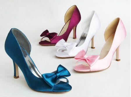 احذية بنات كعب عالي مودرن (4)
