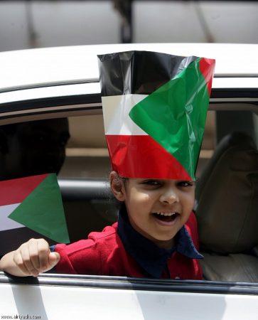 الوان علم السودان (3)