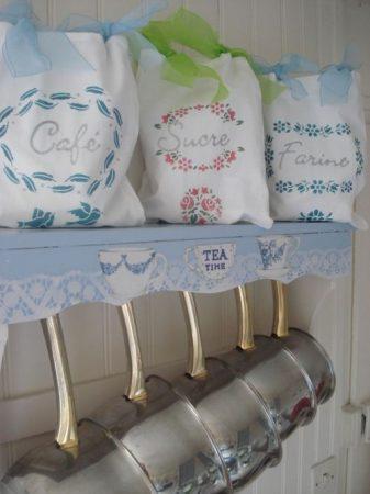 تزيين المطبخ بالصور  (1)