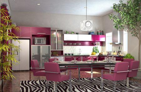 تزيين المطبخ بالصور  (3)