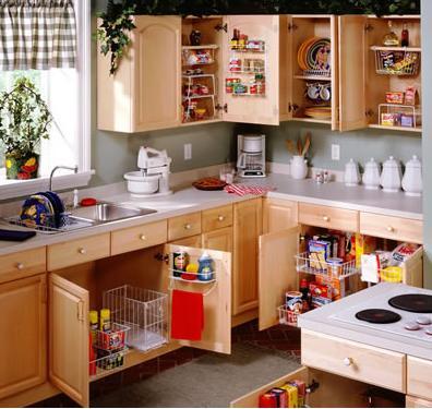 تزيين المطبخ  (3)