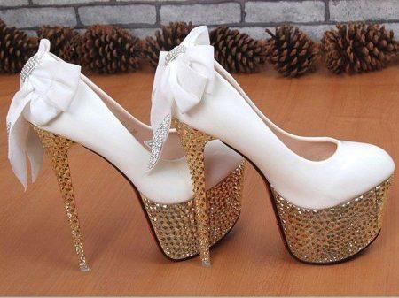 صور احذية بنات بكعب عالي مودرن (1)