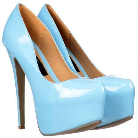 صور احذية كعب عالي للنساء والبنات  (1)