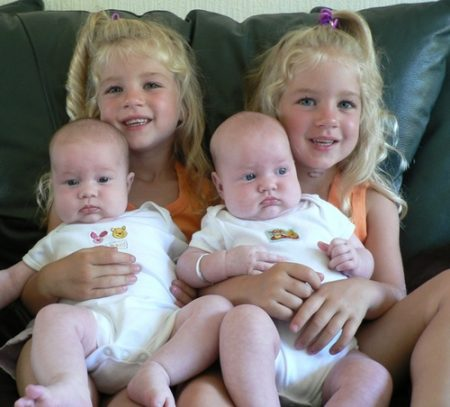 صور اطفال توأم  (3)