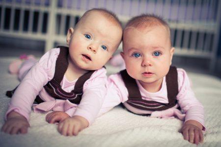 صور مواليد اطفال توأم (1)