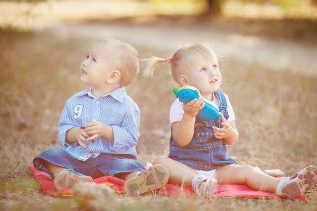 صور مواليد اطفال توأم (4)