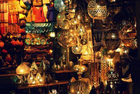 فوانيس قديمة لشهر رمضان (1)