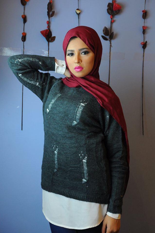 7e4db7a39 صور ملابس محجبات كاجوال 2016 احدث ازياء كاجوال | ميكساتك