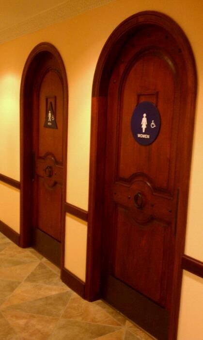 اشكال ابواب حمامات (1)