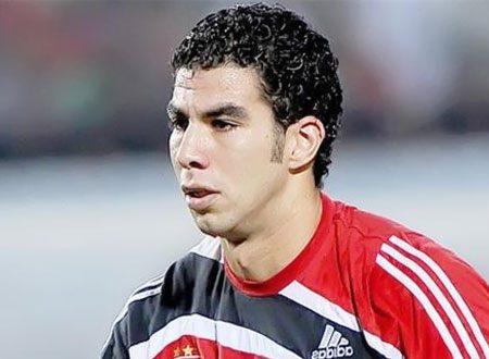 حارس الاهلي ومنتخب مصر شريف اكرامي (1)