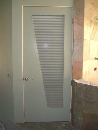 ديكور ابواب حمامات (2)
