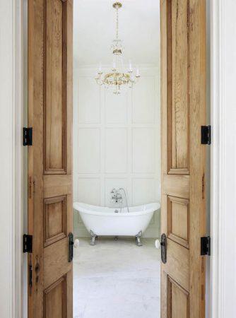 ديكور ابواب حمامات (3)