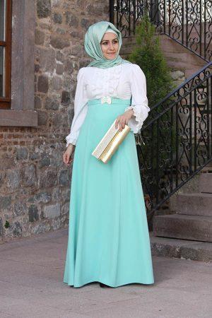 صور ازياء وملابس محجبات للعيد 2016 (1)