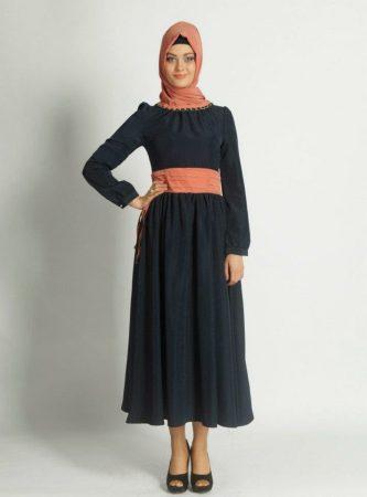 صور ازياء وملابس محجبات للعيد 2016 (2)