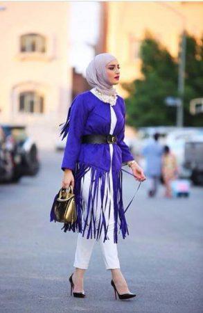 صور ازياء وملابس محجبات للعيد 2016 (4)