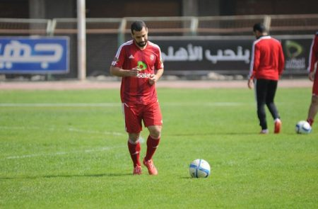صور لاعب الاهلي عبدالله السعيد (1)